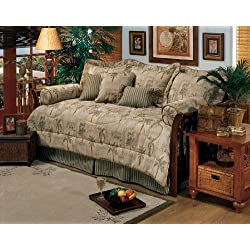 Kimlor Palm Grove Daybed Ensemble Set