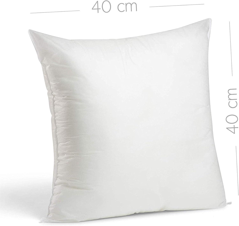 in diverse dimensioni 30 x 50 cm Set di 6 imbottiture per cuscini