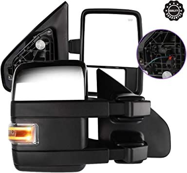 Fit System 61516F Mercury Tracer Driver Side Replacement OE Style Power Mirror