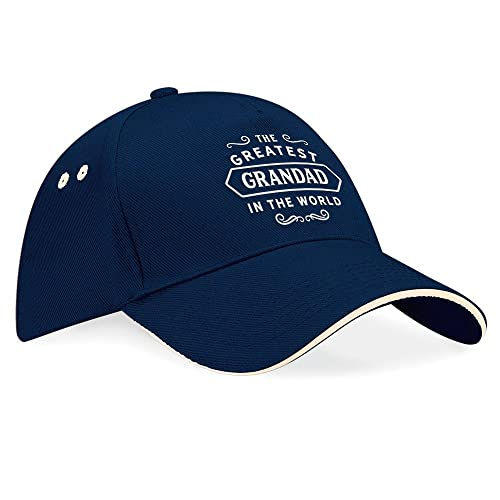 Grandad Birthday Gift, Baseball Hat Cap Present keepsake Novelty Funny Christmas Gift Idea