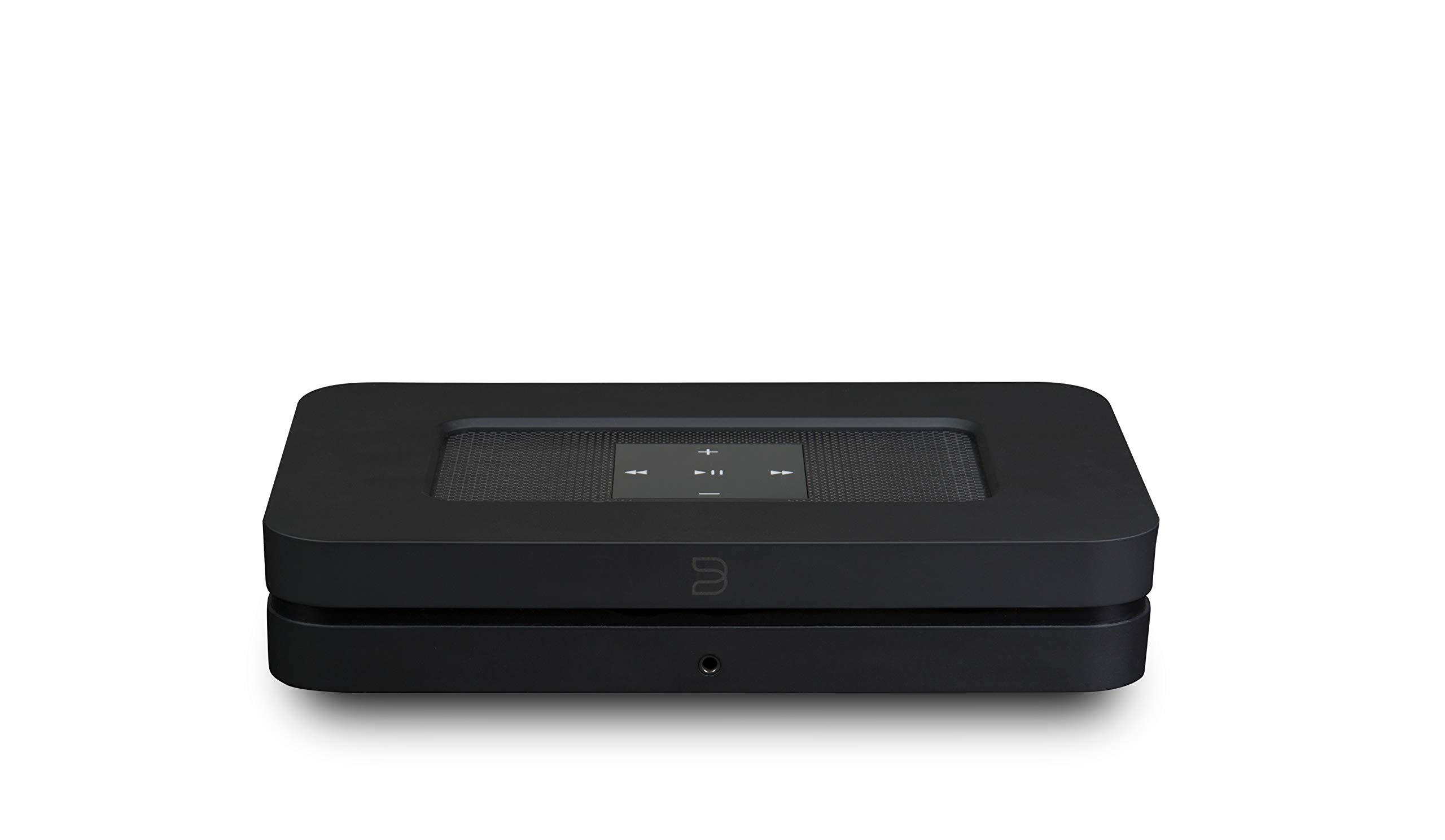 Bluesound Node 2i Wireless Multi-Room Hi-Res Music Streaming Player - Black - Works with Alexa and Siri by Bluesound