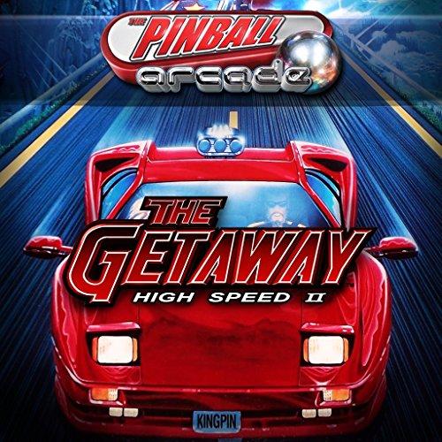Pinball Arcade: The Getaway: High Speed II (Crossbuy) - PS3 [Digital Code]