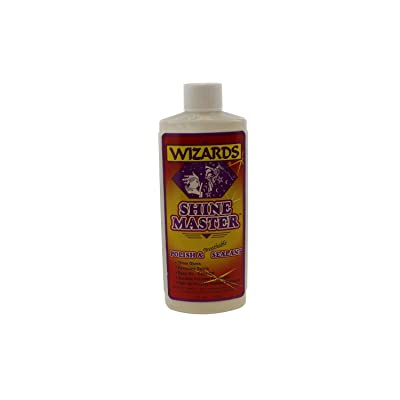 Wizards Products MSD/NAV+NI 11035 Wizards Shine Master Polish: Automotive