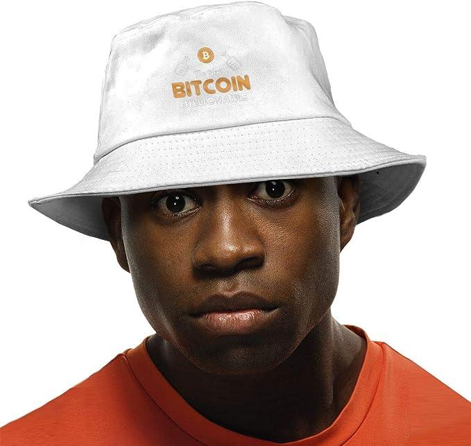 BAKUPAKU Bitcoin Millionaire - Sombrero de Pescador de ...