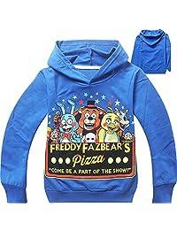 Boys Kids Five Nights at Freddy's Thin Hoodie Sweatshirt