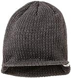 Chaos Hats Men's Jackson Acrylic Beanie (Heather Grey, One Size)