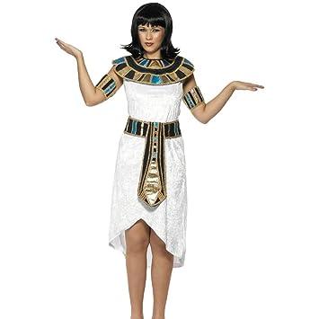 NET TOYS Traje de Cleopatra Vestido Mujer Vestuario Egipto ...