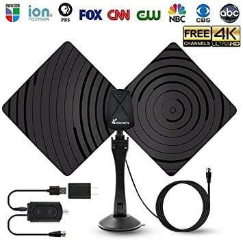 Review TV Antenna,Vansky 2018 Newest