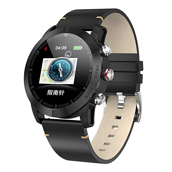Amazon.com: NDGDA, IP68 Waterproof 1.3inch Smart Watch ...