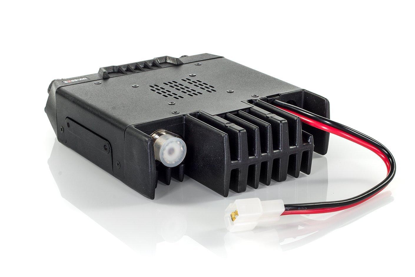 BTECH MOBILE UV-50X2 50 Watt Dual Band Base, Mobile Radio: 136-174mhz (VHF) 400-520mhz (UHF) Amateur (Ham) by BTECH (Image #3)