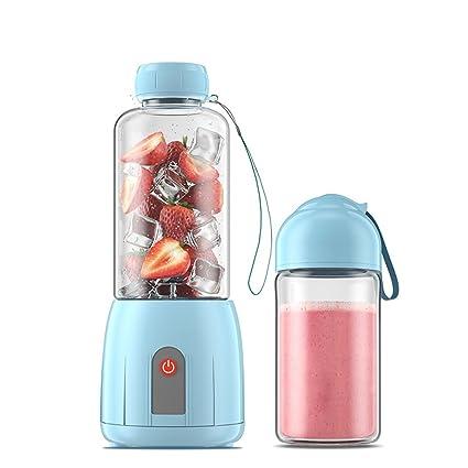 Batidoras de vaso Mini Exprimidor Recargable Portátil Del Jugo De La Fruta Del Hogar Del Exprimidor