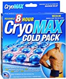 Cryo-MAX Cold Pack With Flexible Straps 1 Each (Pack of 7)
