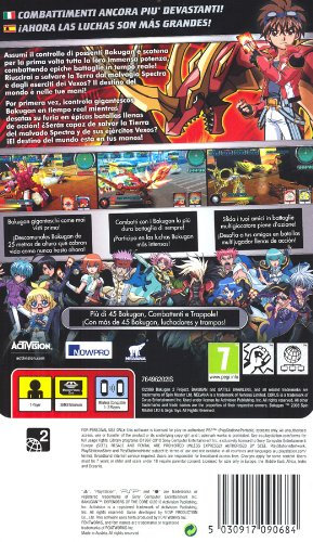 Bakugan: Defensores de la Tierra PSP: Amazon.es: Videojuegos