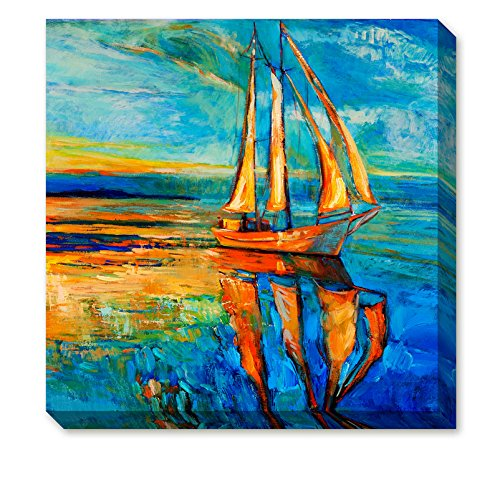 Original Abstract Art Oil Painting - 2