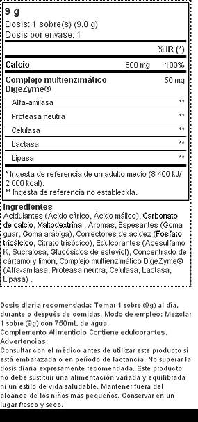 Prozis H2O Digestive 9 g Piña y menta - Tu manera favorita ...
