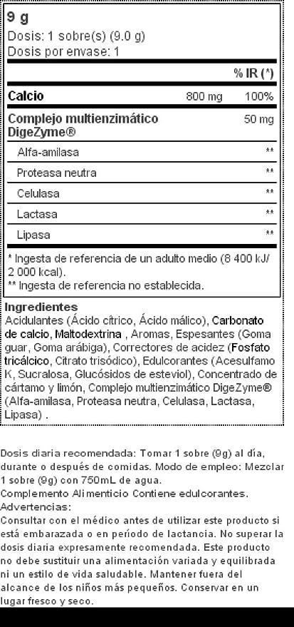 Prozis H2O Digestive 9 g Piña y menta - Tu manera favorita de ...