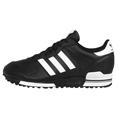 70f8e10dd adidas Men s ZX 700 Trainers Black Black Black Size  11  Amazon.co.uk  Shoes    Bags