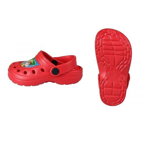 Takestop® ciabatte crocs pantofole mare gomma antiscivolo paw patrol