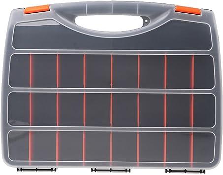 A0127 - Caja organizadora de herramientas (tamaño grande): Amazon ...