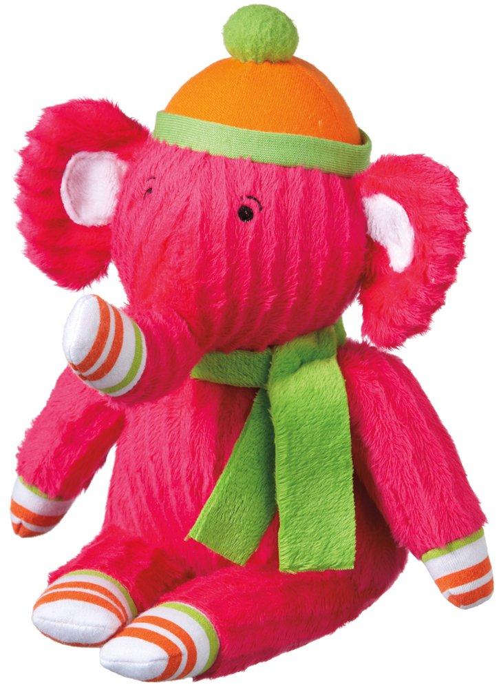 Monkeez ''Stella Mini Pink Elephant Plush