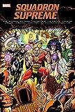 img - for Squadron Supreme Classic Omnibus (Marvel Omnibus: Squadron Supreme) book / textbook / text book