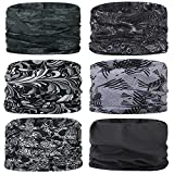 Headwear,Head Wrap, Neck Gaiter, Fishing Mask, Magic Scarf - Best Reviews Guide