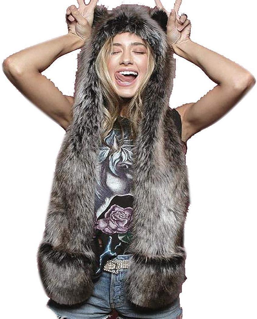 Shonlinen 3 In 1 Faux Fur...