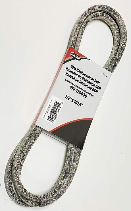 8TEN Deck Belt AYP Husqvarna 42 Inch Deck LTH 152 1942 532429636 91753242936