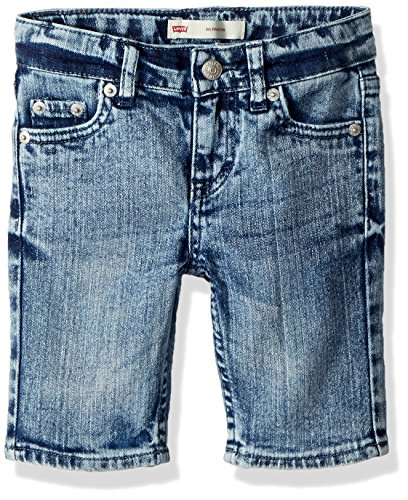 Levi's Girls' Big Denim Bermuda Shorts, Riviera 8