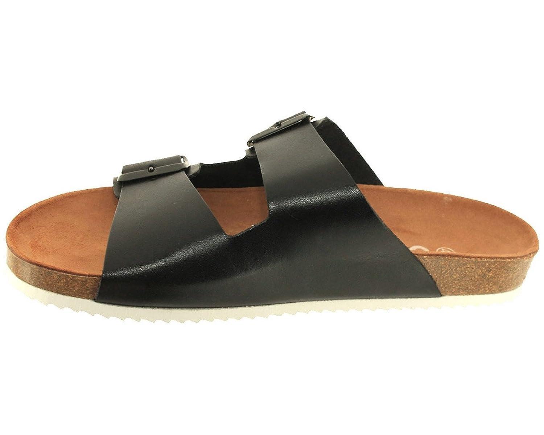 Pepe jeans Sandales Mules en cuir ref_pep39367-999-noir Pepe jeans pjn3rvNl