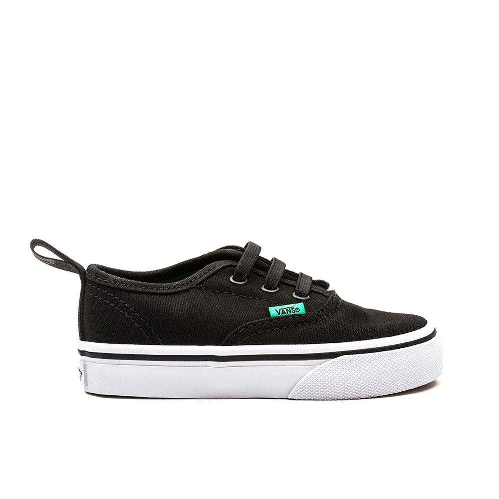 Vans Authentic V Lace, Mocasines para Bebés, Negro (Sport Pop/Black/Kelly Green), 26.5 EU: Amazon.es: Zapatos y complementos