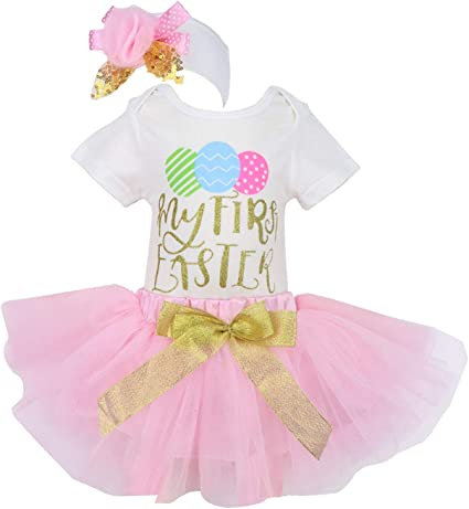 6-9 months Easter Holiday Gift 3-6 0-3 One peice outfit Baby clothing Newborn