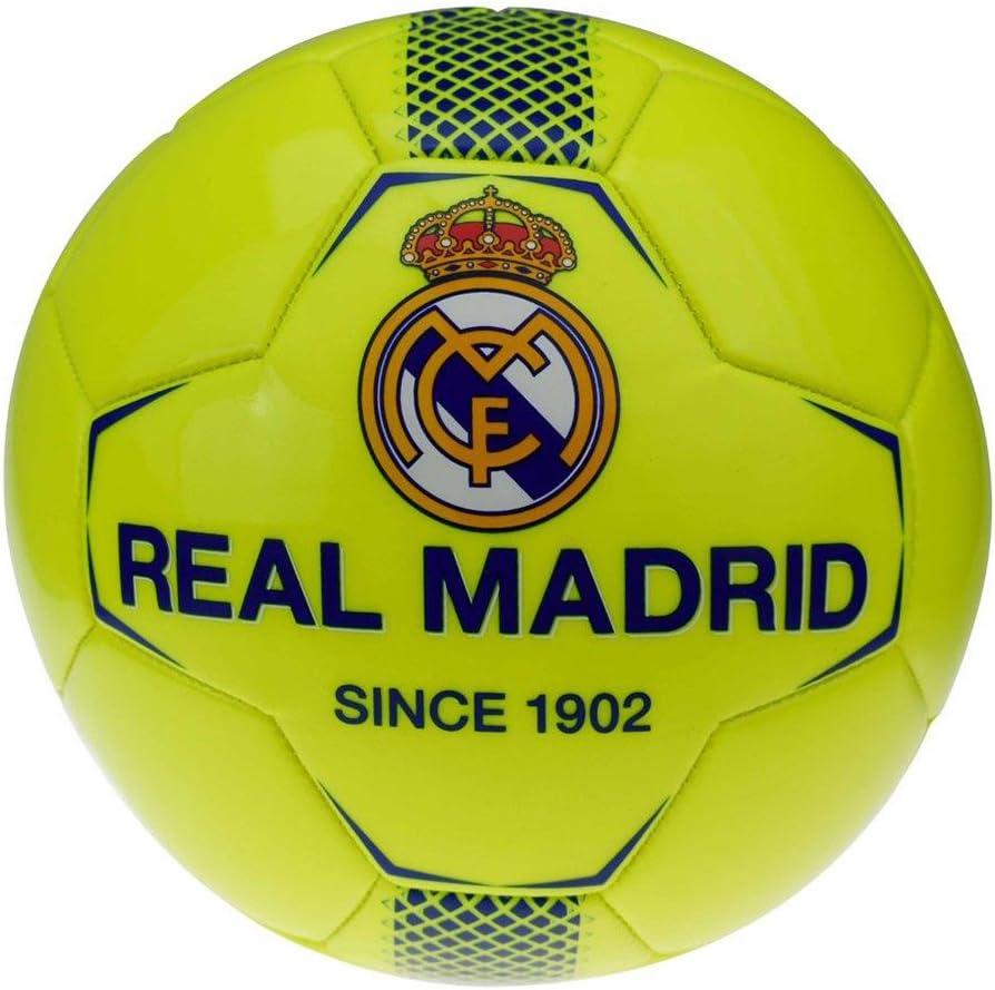 Real Madrid Balón de fútbol, Niño, RM7BG6, Rosa: Amazon.es ...