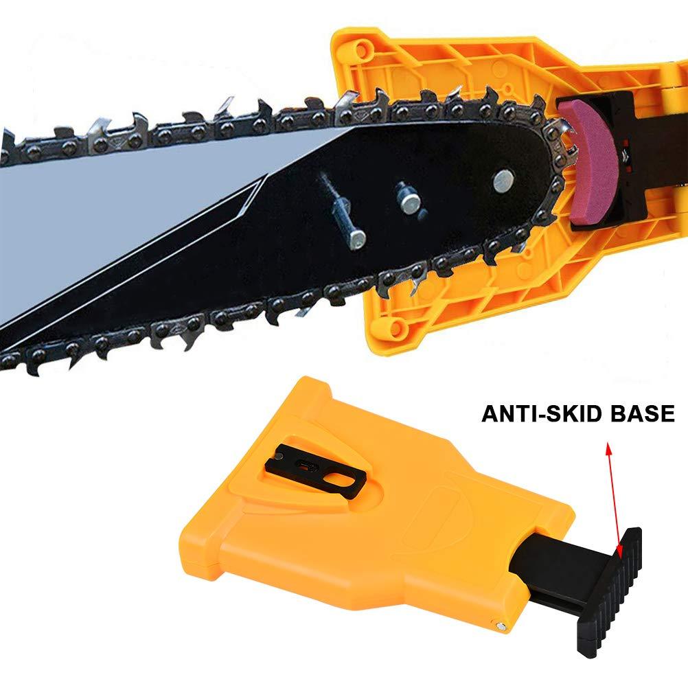 QLOUN Chainsaw Sharpener