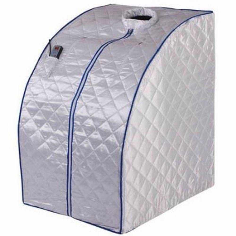 Gizmo Supply Xlarge Portable Infrared IR Fir SPA Sauna 1000W