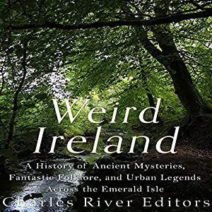 Weird Ireland Audiobook