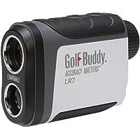 GolfBuddy GB10-LR7 Negro, Gris 6X 5-800m - Metro (LCD, m, yd, Negro, Gris, Litio, CR2, 3 V)