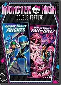 Monster High: Friday Night Frights / Why Do Ghouls Fall In Love (Sous-titres français) [Import]