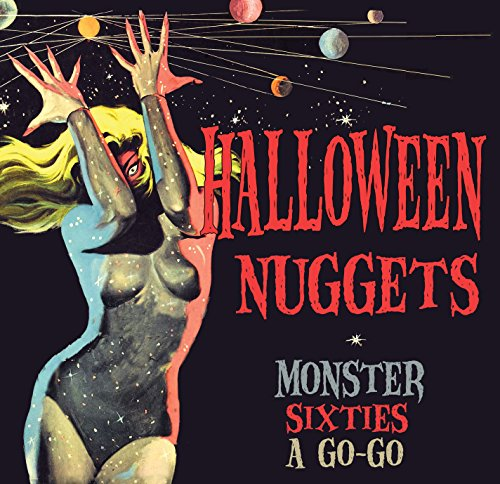Halloween Nuggets: Monsters Sixties A Go-Go -