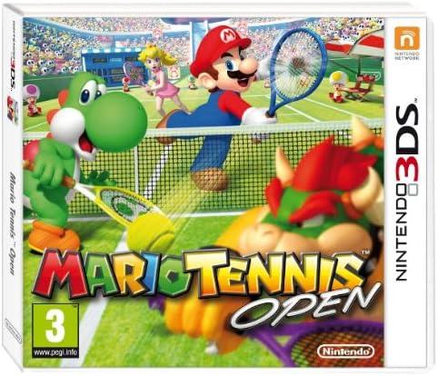 Nintendo Mario Tennis Open, 3DS Nintendo 3DS vídeo - Juego (3DS, Nintendo 3DS, Deportes, Modo multijugador, E (para todos)): Amazon.es: Videojuegos