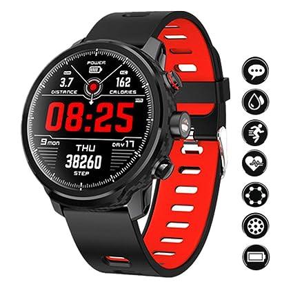 QUARKJK Fitness Tracker Smart Watch IP68 Resistente al Agua en ...