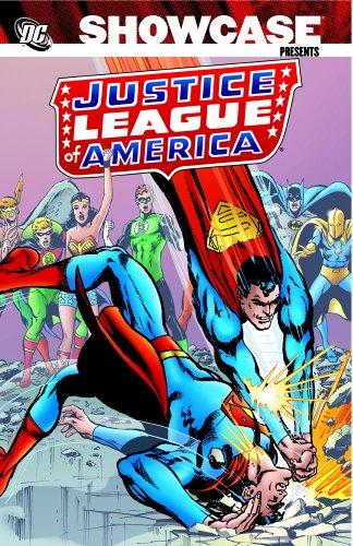 Jla Presents (Showcase Presents: Justice League of America, Vol. 4)