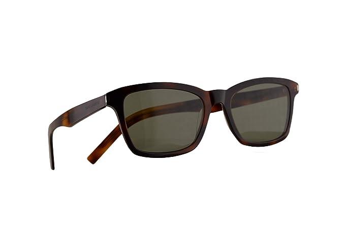 Saint Laurent SL283 Slim Gafas De Sol Havana Con Lentes ...