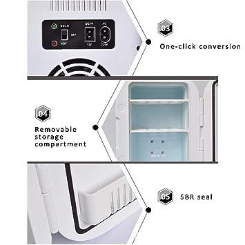 Quiet.T Refrigerador Portátil De 6 litros para Automóviles ...