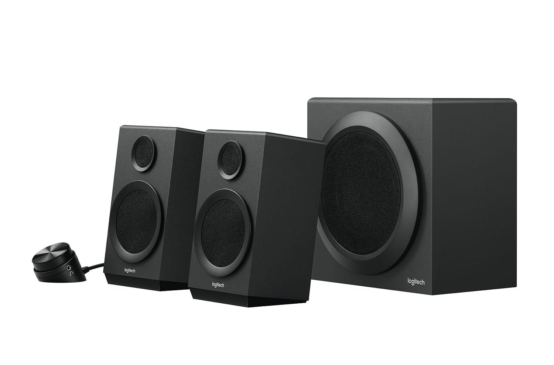 Logitech Z333 - Sistema de Altavoces Multimedia, Negro 980-001202