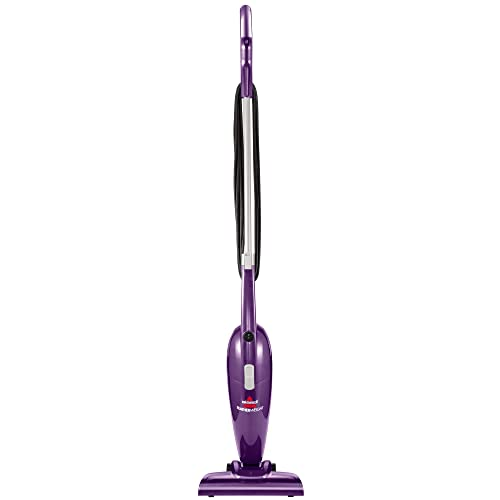 Bissell Featherweight Stick Lightweight Bagless Vacuum, Purple Renewed
