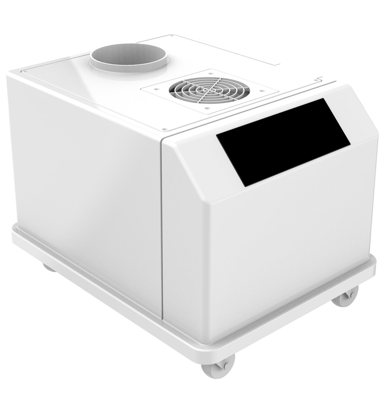 Large Volume Ultrasonic Industrial humidifier 3kg/h(Manual)