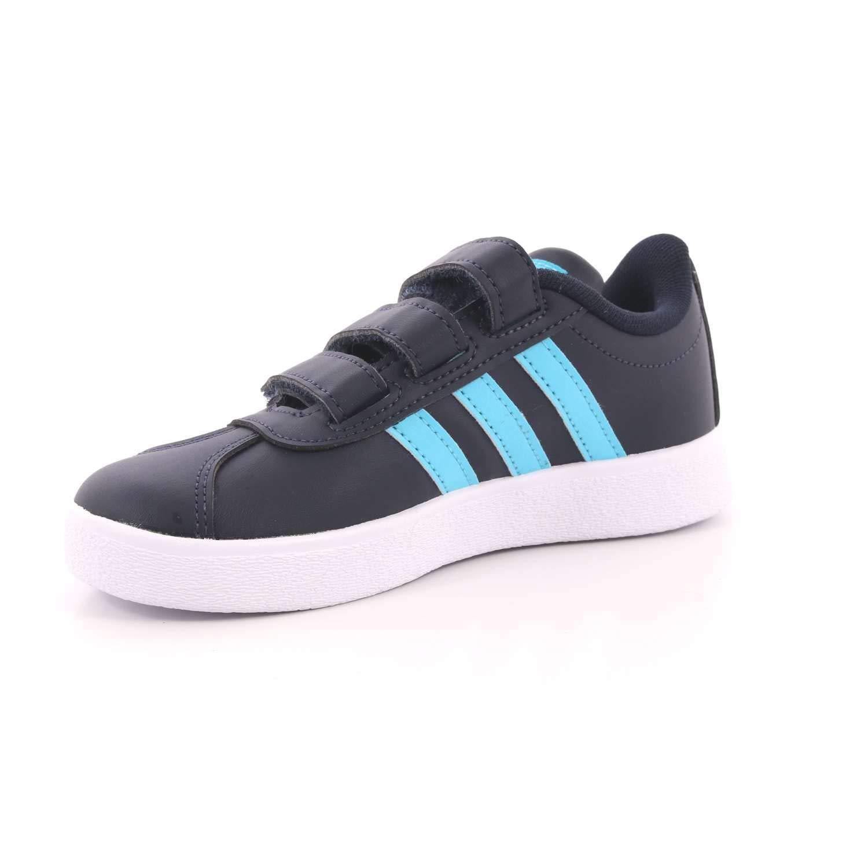 brand new 5257f bba37 Cmf Tennis Adidas Da Bambini 2 Unisex 0 – Court Scarpe Vl qq