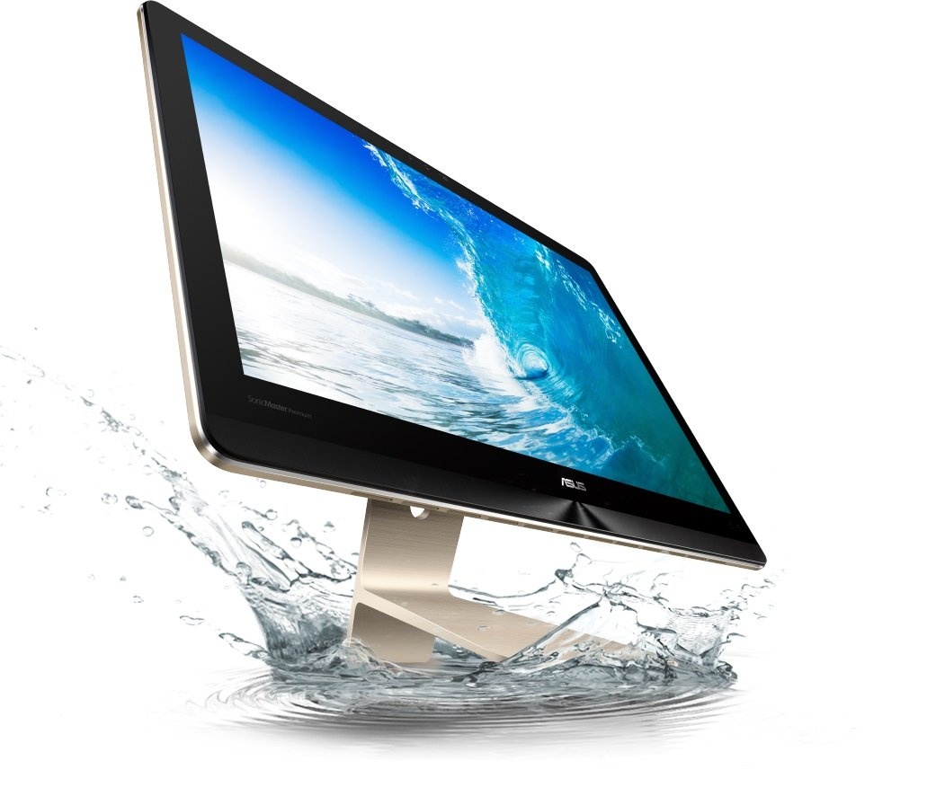 ASUS Zen Z240 23.8'' TOUCH Desktop 500GB SSD 32GB RAM (Intel Core i7-6700K processor - 4.00GHz TURBO to 4.20GHz, 32 GB RAM, 500 GB SSD, 23.8'' TOUCHSCREEN Full HD, Win 10) PC AiO Computer All-in-One