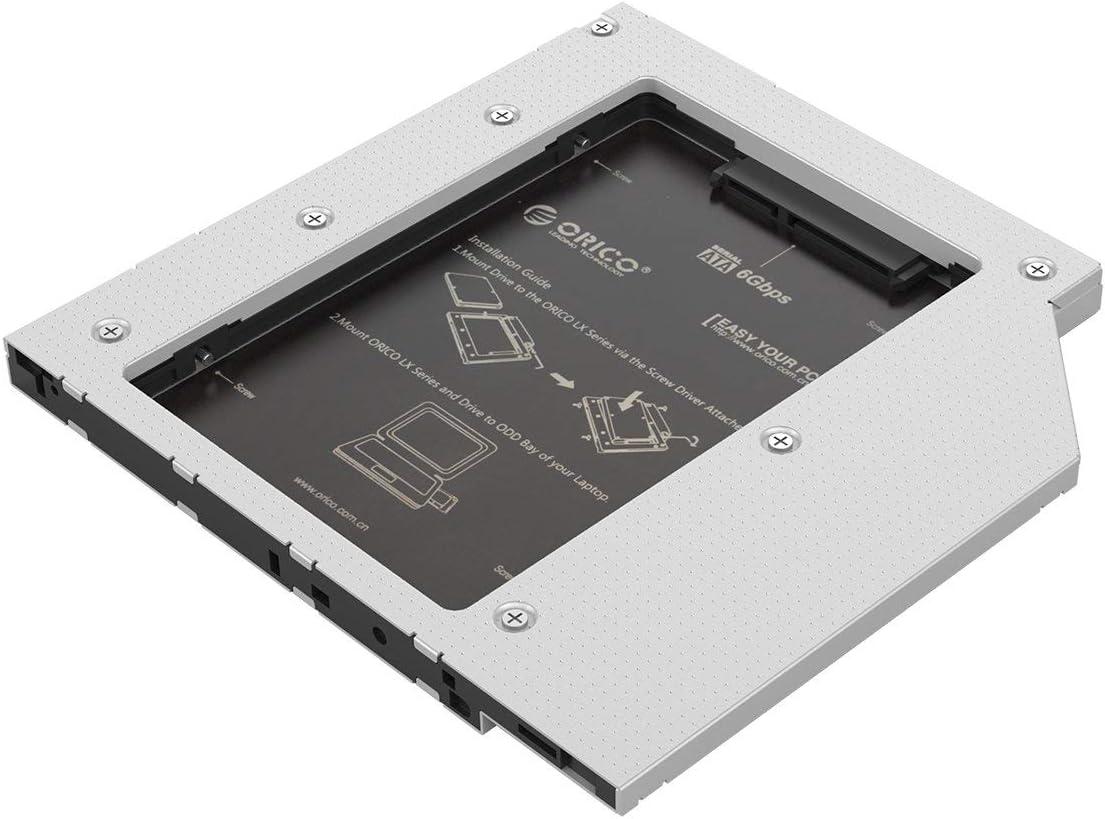 ORICO - Bandeja de Aluminio para portátil (Disco Duro SATA o SSD ...